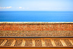 Italian railways Royalty Free Stock Photo
