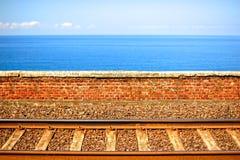 Italian railways Royalty Free Stock Image