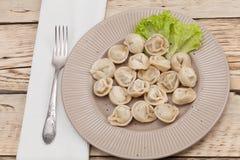 Italian ravioli. Stock Images