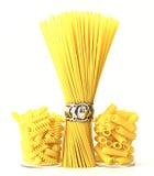 Italian raw pasta Royalty Free Stock Image