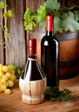 Italian red wine Stock Photo