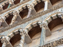 Italian Renaissance Architectural details Stock Photos