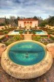 Italian Renaissance Garden Stock Images