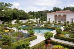 Italian Renaissance Garden Royalty Free Stock Images