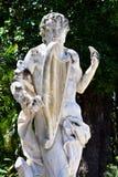 Italian Renaissance male statue. Stock Photos