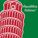 Italian Republic Day Royalty Free Stock Photos