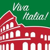 Italian Republic Day! Stock Images