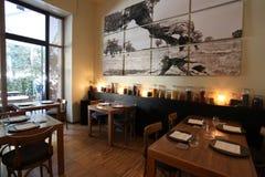 Italian restaurant Royalty Free Stock Photo