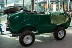 Italian retro car Ferves Ranger, 1967. Stock Images