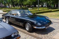 Italian retro cars Royalty Free Stock Image