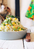 Italian risotto Royalty Free Stock Images