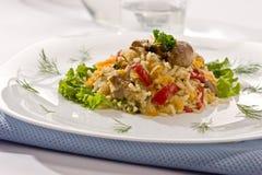 Italian risotto Royalty Free Stock Photo