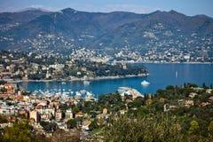 Italian Riviera Stock Photography