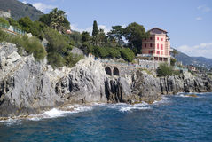 Italian Riviera Stock Photography