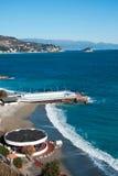Italian Riviera Landscape Royalty Free Stock Image