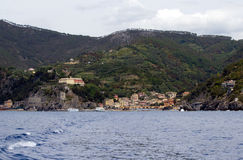 Italian Riviera Royalty Free Stock Images