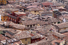 Italian Roofs Royalty Free Stock Images