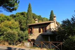 Italian rural house Stock Image
