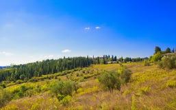 Italian rural landscape Royalty Free Stock Photos