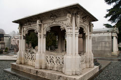Italian sacred temple Royalty Free Stock Images