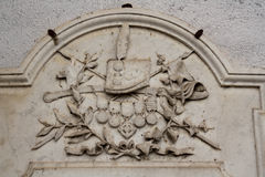 Italian sacred temple Royalty Free Stock Photography