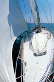 Italian sailboats rovigo Stock Images