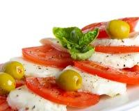 Italian salad Royalty Free Stock Image