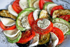Italian salad Royalty Free Stock Photos