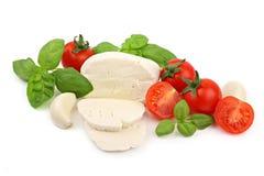 Italian salad ingredients 2 Stock Photography