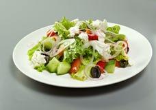 Italian salad Mediterranean-style Royalty Free Stock Images