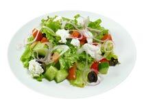 Italian salad Mediterranean-style Royalty Free Stock Photo