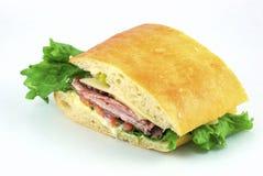 Italian sandwich Stock Image