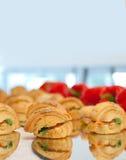 Italian sandwiches Stock Image