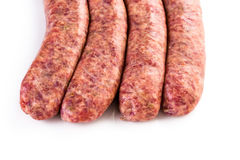 Italian sausage Stock Images
