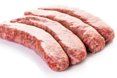 Italian sausage Royalty Free Stock Photography
