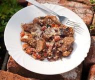 Free Italian Sausage Salads Royalty Free Stock Photos - 20674168