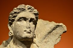 Italian sculpture Royalty Free Stock Photo