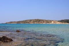 Italian sea Stock Photography
