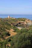 Italian sea Royalty Free Stock Photo