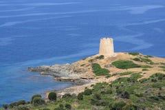 Italian sea royalty free stock images