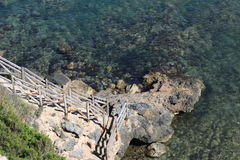 Italian sea - Mare italiano Stock Images