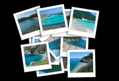 Free Italian Sea Photos In A Collage Stock Image - 81168101