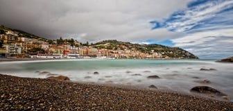 Italian sea Stock Images