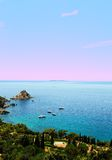 Italian Seascape Stock Photography