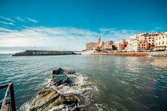 Italian seaside Stock Photo