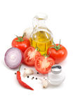 Italian seasoning Stock Photography
