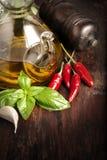 Italian seasoning Royalty Free Stock Photos