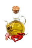 Italian seasoning Royalty Free Stock Photo