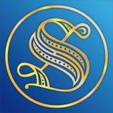 Italian Senate coat of arms, italian government Royalty Free Stock Photography