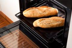 Italian Sfilatino Bread Royalty Free Stock Photos